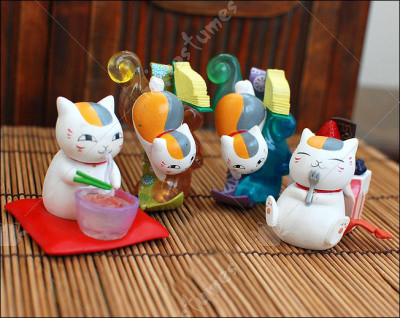 Natsumes Book of Friends Nyanko Sensei Toy