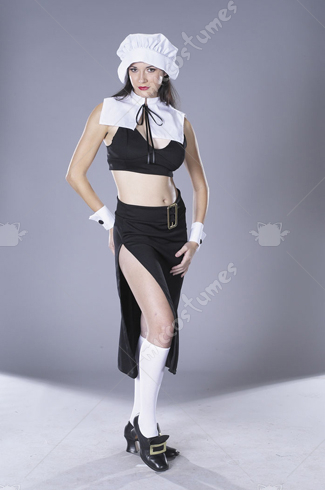 Naughty Prudence Pilgrim Adult Costume