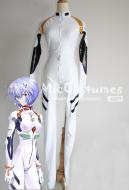 Neon Genesis Evangelion Rei Ayanami Fight Cosplay Costume