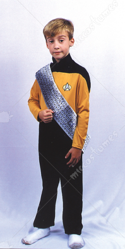Next Gen Worf Child Costume