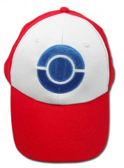 Nintendo Pokemon Ash Ketchum Cap Embroidered Hat