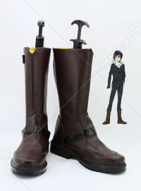 Noragami Yato Cosplay Chaussures Version 2