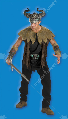 Nordic Viking Adult Costume