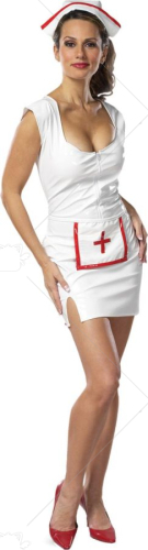 Nurse Feelbetter Costume