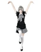 Haiyore! Nyaruko-san Nyaruko Cosplay Costume