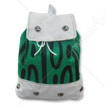 One Piece Ace Green Shoulder Bag