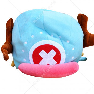One Piece Chopper Blue Hat