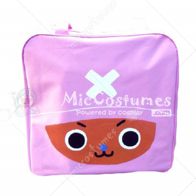 One Piece Chopper Pink Handbag