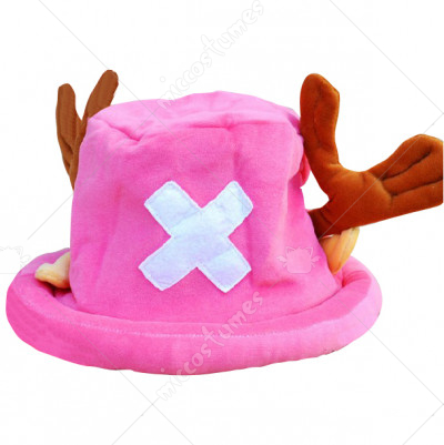 One Piece Chopper Stuffed Hat