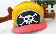 One Piece Chopper Yellow Hat