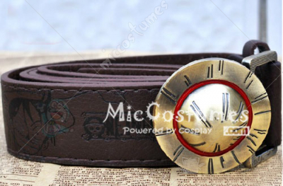 One Piece Luffy Belt