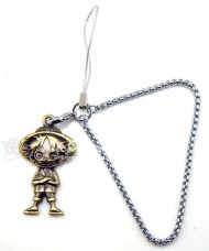 One Piece Luffy Phone Chain