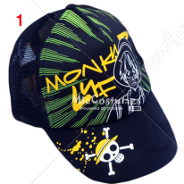 One Piece Pirates Cap