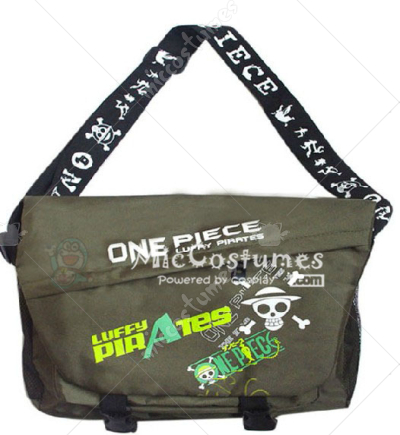 One Piece Skeleton Mark Satchel