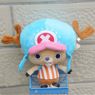 One Piece The New World Chopper Stuffed Toy