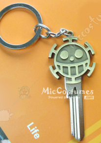 One Piece Trafalgar Law Keychain