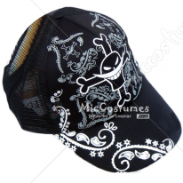 One Piece White Beard Cap