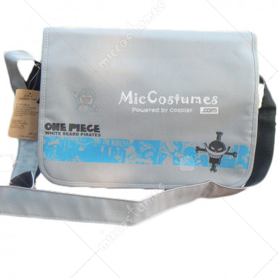 One Piece White Beard Pirates Shoulder Bag