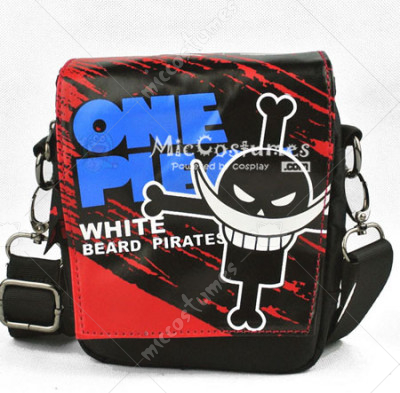 One Piece White Beard Pirates Small Satchel