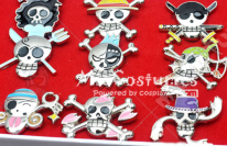 One Piece the Great Pirate Era Badge
