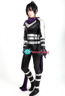 One Punch Man Speed-o'-Sound Sonic Cosplay Costume