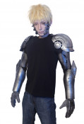 One Punch Man Genos Cosplay Cyborg Arms