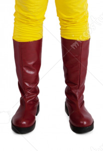 Premium One Punch Man Saitama Cosplay Boots