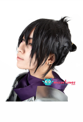One Punch Man Speed-o-Sound Sonic Cosplay Wig