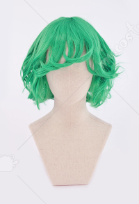 One Punch Man Tornado of Terror Cosplay Wig