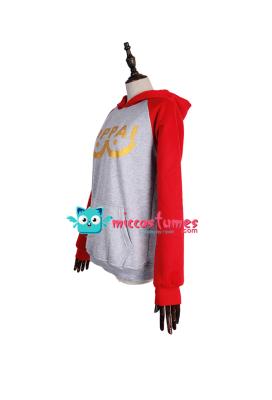One Punch Man Saitama Oppai Hooded Sweatshirt  Cosplay Costume