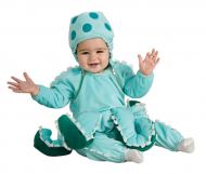 Octopus Infant Toddler Costume
