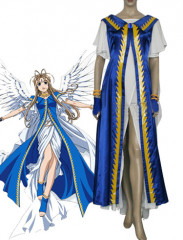 Oh My Goddess Belldandy Cosplay Costume