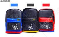 One Piece Dacron Backpack Three Colors