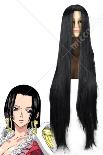 One Piece Boa Hancock Cosplay Wig