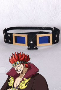 One Piece Eustass Kid Cosplay Glasses