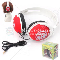 One Piece Headphone For Cosplay