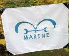 One Piece Marine Flag