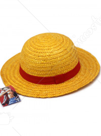 One Piece Monkey D Luffy Cosplay Hat