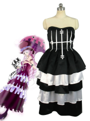 One Piece New World Perona Cosplay Costume