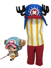One Piece New World Tony Tony Chopper Cosplay Costume