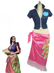 One Piece New Year Nico Robin Cosplay Costume