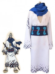 One Piece Samurai Ryuma Cosplay Costume