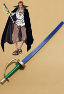 One Piece Shanks Cosplay Sword
