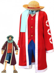 One Piece The Desert Princess and the Pirates Monkey D Luffy Cos