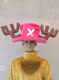 One Piece Tony Tony Chopper Hat