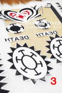 One Piece Trafalgar Law Cosplay Tattoo Sticker