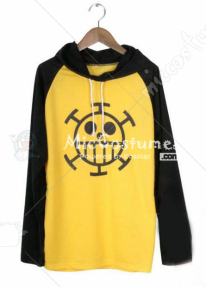 One Piece Trafalgar Law Hoody