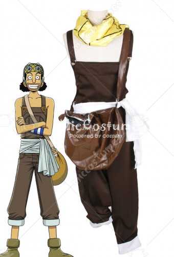 One Piece Usopp Cosplay Costume For Sale