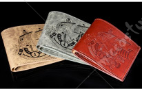 One Piece THOUSANDS OF SUNNY Wallet Three Colors