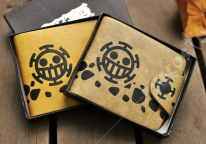 One Piece Trafalgar Law Buckle Wallet